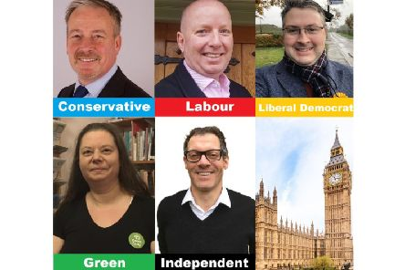 The candidates for North East Beds