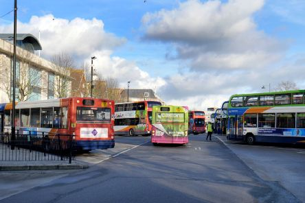 Bus fares across England have risen by 71 per cent since 2005