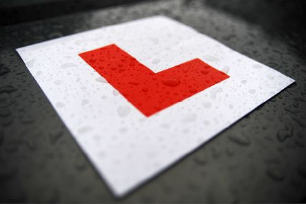 The average pass rate for test centres across Great Britain was 46 per cent.