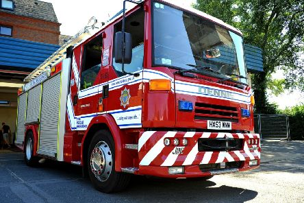 Inspectors visited West Sussex Fire and Rescue Service back in November last year