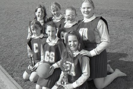 The annual Boston-area schools netball tournament was won by Boston West in 1999. Its A-team is pictured above. Runner-up was Kirton, while Carlton Road took top prize in the B-team competition.
