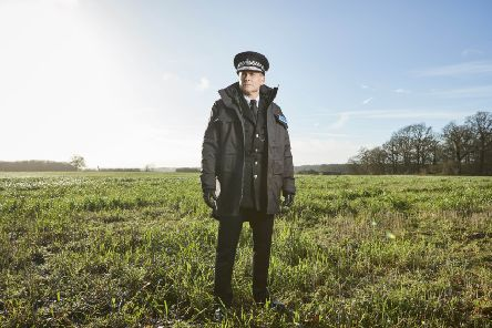 See it from today (Wednesday, June 12), Wild Bill. Picture: ITV