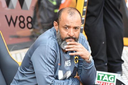Wolves boss Nuno Espirito Santo. Picture by PW Sporting Photography.