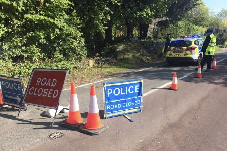 Police are appealing for witnesses to the collision in Poynings