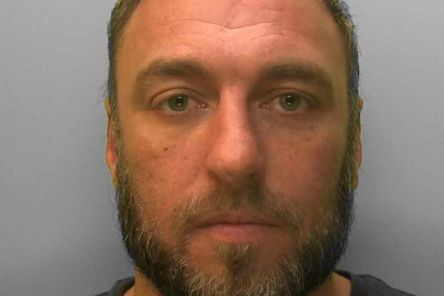 Daig Head, 41, from Brighton. Picture: Sussex Police