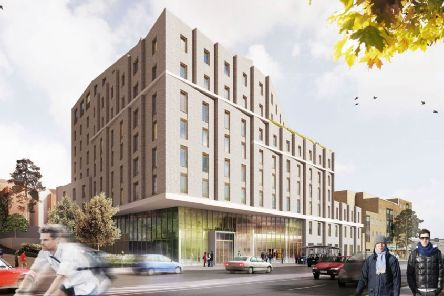 New student accommodation planned in Brighton