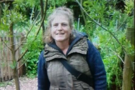 Sibeyla Childs, 49. Picture: Sussex Police