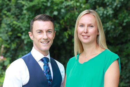Philip Warford and Katherine Miller will head the dedicated helpline at Renaissance Legal.