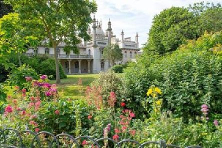 Apprentices are wanted to look after the Royal Pavilion gardens in Brighton