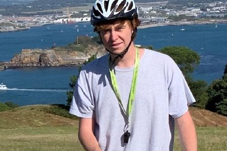 The body of 24-year-old Billy Henham from Henfield was discovered at a building in North Street, Brighton, on January 2. Photo: Sussex Police