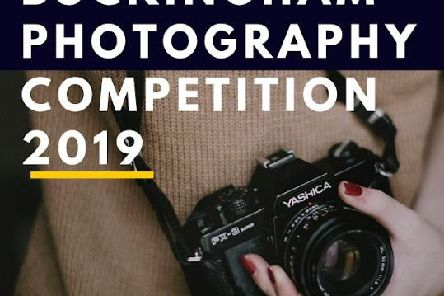 Promotional image for Buckingham's photography competition