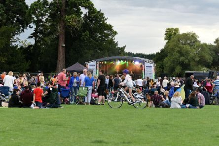 Astonbury Music Festival, Aston Clinton Park