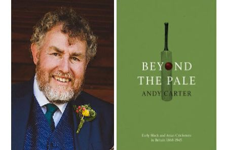 Andy Carter and his new book Beyond the Pale