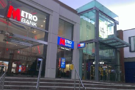 The People's Vote street stall will be outside Metro Bank in Aylesbury tomorrow morning (Saturday)
