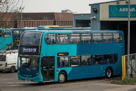 An Aylesbury mum has hit out at Arriva bus service this week, whose persistent late 500 buses are getting Tring School pupils in to trouble.