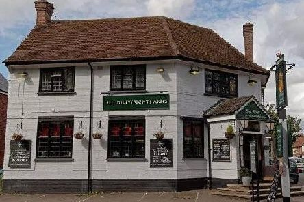 The Old Millwrights Arms, Aylesbury