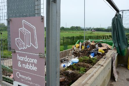Changes to the service will see summer opening hours, the closure of Bledlow recycling centre and Aylesbury's tip now being cloed on Wednesday and Thursday.