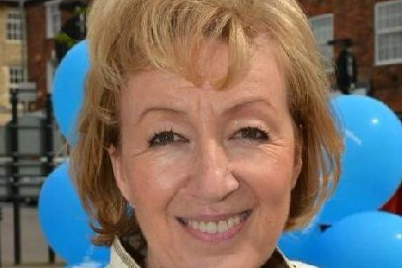 Aylesbury born Andrea Leadsom announced her resignation from the cabinet yesterday (Wednesday)