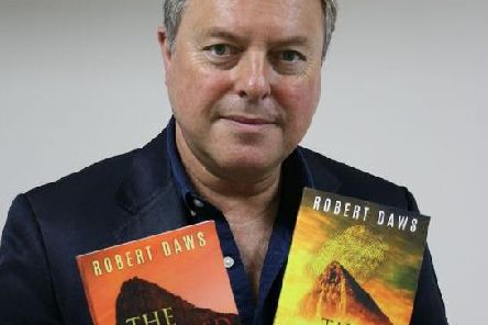 Poldark Star and bestselling thriller writer Robert Daws