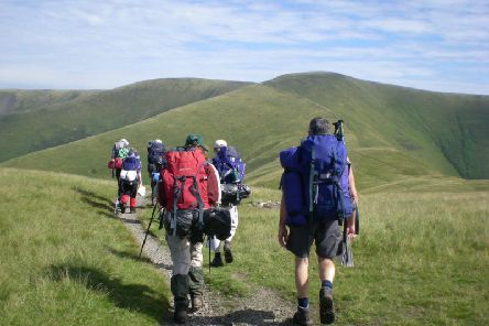 Free DofE places for young people with Special Educational Needs and Disability in Aylesbury Vale