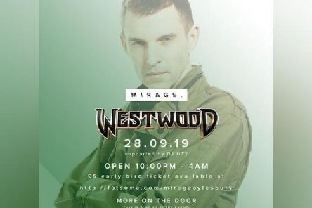 Tim Westwood to DJ at Mirage in Aylesbury