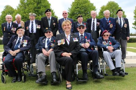 World War II veterans in Northern Ireland are being given the chance to take a free trip to pay their respects to fallen comrades one last time by the Royal British Legion.