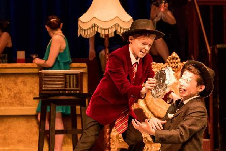 Bugsy Malone at the Grand Opera House Belfast
