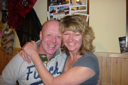 Motorcyclist John Adams, 54, from Brighton, suffered life-changing spinal injuries after being involved in a collision on his way to work at the Goodwood Festival of Speed in June 2016