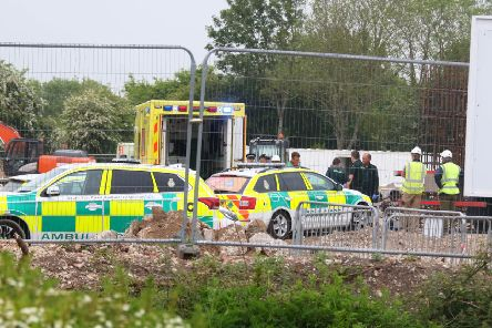 Chichester industrial incident SUS-190517-133547001