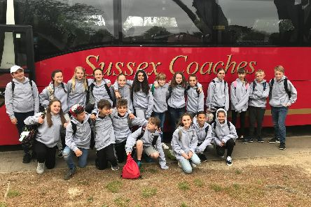Pupils at St Andrew's School in Nuthurst were 'tricked' into a trip to Chessington