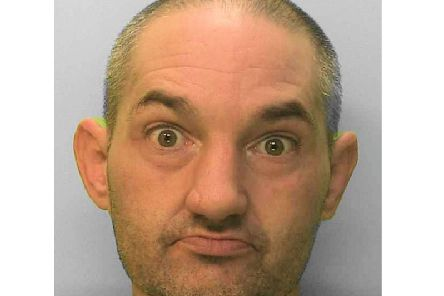 Paul Ripley. Photo: Sussex Police