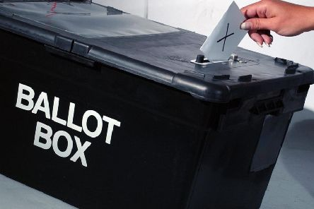 General election results are coming in this morning (Friday)
