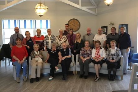Abercorn Court celebrate renovations with party!