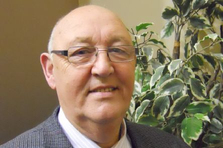 Barney Fitzpatrick served almost 38 years in the RUC and PSNI before becoming a local councillor