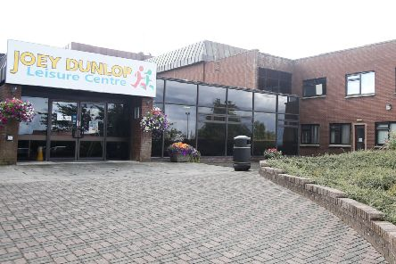 The pools at Joey Dunlop Leisure Centre in Ballymoney have been closed for three weeks