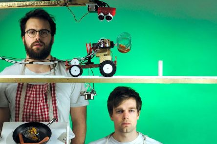 Robot Chef with Foxdog Studios comes to the Riverside Theatre