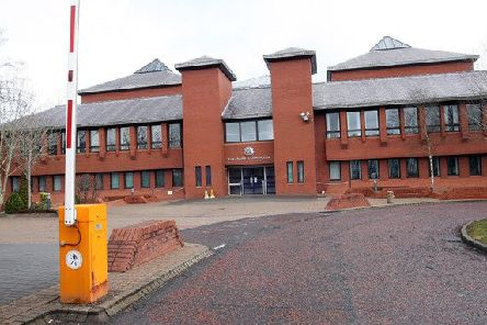 Coleraine Magistrates Court