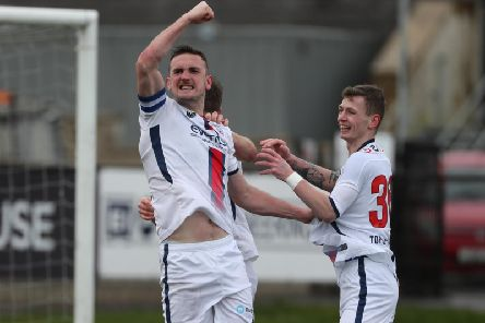 Stephen ODonnell is targeting more silverware with Coleraine