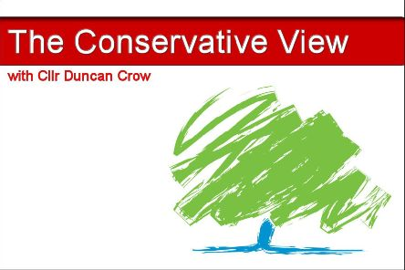 The Conservative View with Cllr Duncan Crow SUS-170126-103712001