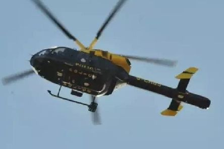 Cambridgeshire's Police Helicopter