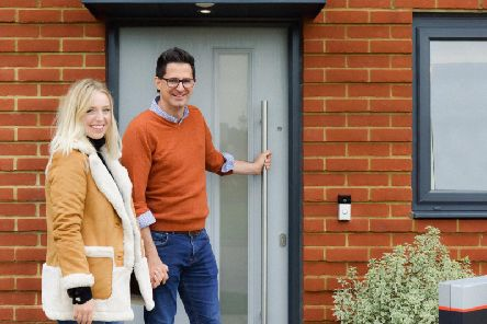 Woodgate show homes are now open