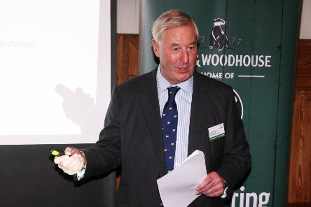 DM19101892a.jpg. Hall and Woodhouse Community Chest�awards 2019 in Arundel, West Sussex, The Apuldram Centre. Mark Woodhouse. Photo by Derek Martin Photography. SUS-191110-231834008