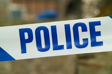 The police officers were allegedly attacked while making an arrest in East Grinstead