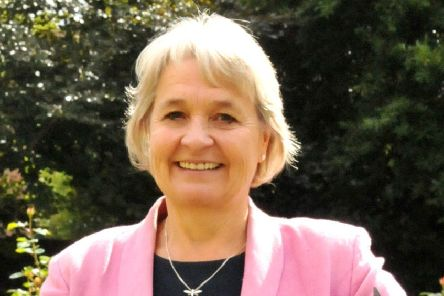 Amanda Jupp. Member for Billingshurst and Cabinet Member for Adults and Health at West Sussex County Council