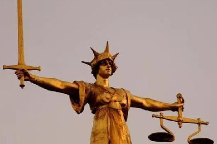 Two men have been charged following the incident
