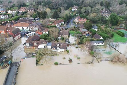 The A29 in Pulborough