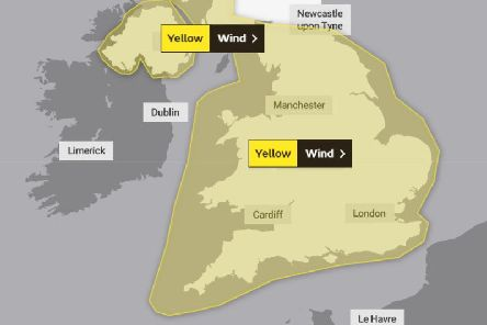 A severe weather warning is currently in place across much of the UK