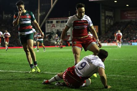 Tom Collins and Cobus Reinach set Saints on their way to a superb win at Welford Road