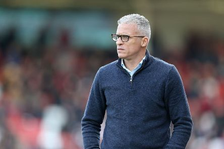 Keith Curle. Picture: Pete Norton/Getty Images