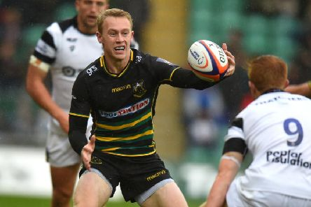 Matt Worley made one appearance for Saints, against Bristol back in October